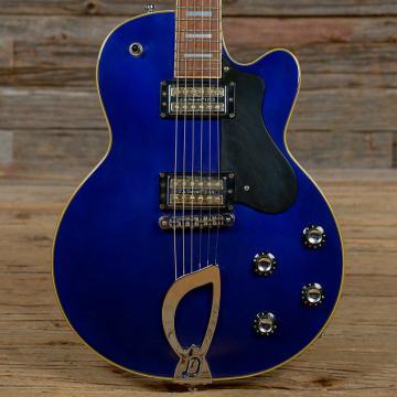Custom DeArmond M-75 Moon Blue 1999 (s502)