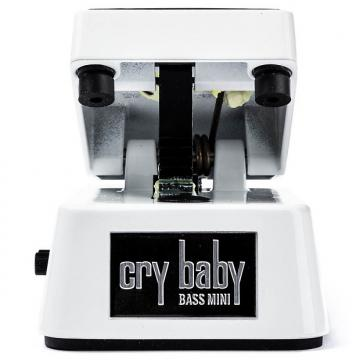 Custom Dunlop CBM105Q Crybaby Mini Bass Wah, Brand New With Warranty! Free 2-3 Day Shipping in the U.S.!