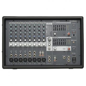 Custom Yamaha  EMX212S Powered Mixer Black