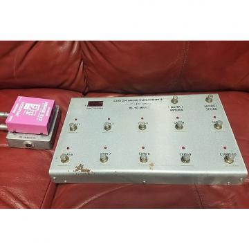 Custom Custom Audio Electronics CAE (Bob Bradshaw) RS-10 MKII MK2 Footswitch Controller