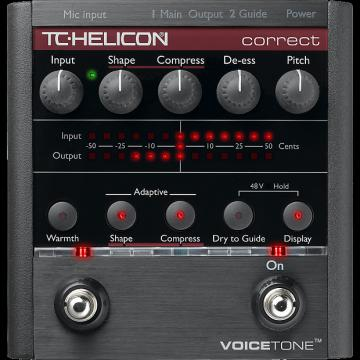 Custom TC Helicon Voicetone Correct