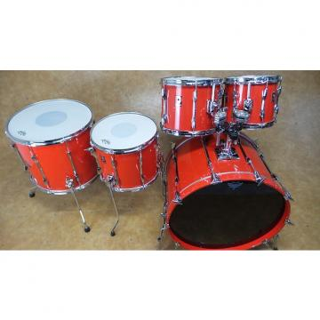 Custom Premier XPK 5pc Shell Pack Candy Red