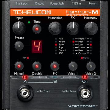 Custom TC Helicon Harmony M