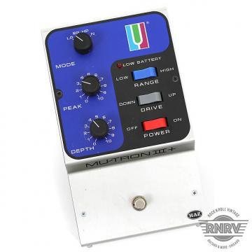 Custom HAZ Mutron III+