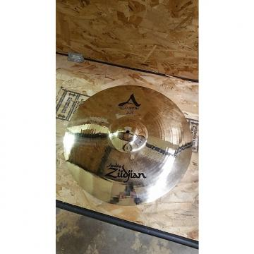 "Custom Zildjian 18"" A Custom Crash Brilliant"