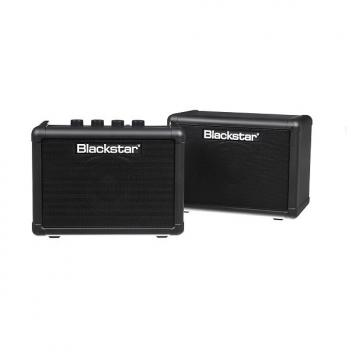 Custom Blackstar Fly 3 3W Mini Guitar Combo/Cabinet Stereo Pack w/ FREE SAME DAY SHIPPING