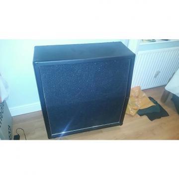 Custom Ashton GQ-200BK Black 200w Angled 4x12 guitar cabinet 8ohms Celestion Speakers