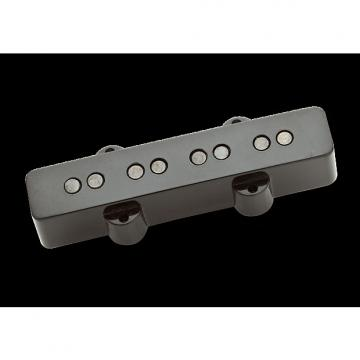 Custom Seymour Duncan Antiquity Jazz Bass Neck Black