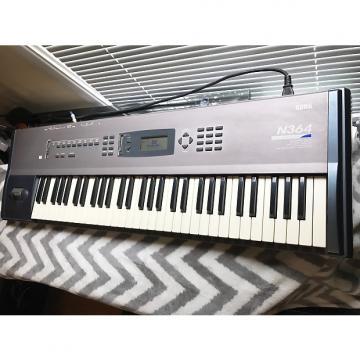 Custom Korg N364 61 Key Workstation W/ Protec Keyboard case