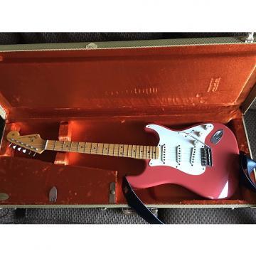 Custom Fender custom shop 1956 stratocaster relic 2010 Fiesta red