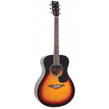 Custom Vintage V300VSB Acoustic Guitar, Vintage Sunburst