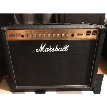 Custom Marshall JCM 900 4502 50 Watt 1995 Black