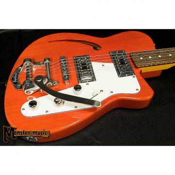 Custom Reverend Flatroc Prototype 2005 Rock Orange