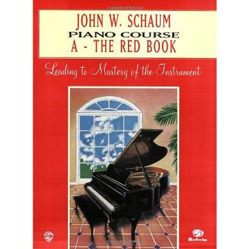 Custom John W. Schaum Piano Course - G The Amber Book