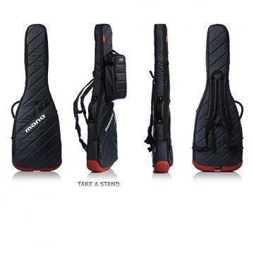 Custom Mono Mono Bass Guitar Vertigo Case Gig Bag - Upgrade only  Blk