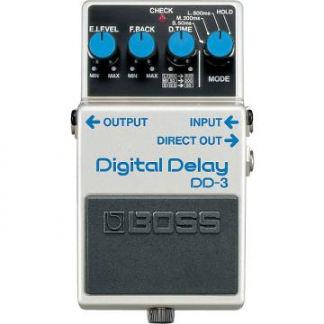 Custom Boss DD-3 Digital Delay 2016