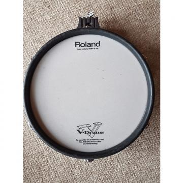 "Custom Roland PD-105BK V-Pad 10"" Dual Trigger Mesh Drum Pad"