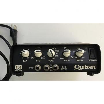 Custom Quilter 101-Mini Head 2016 Black