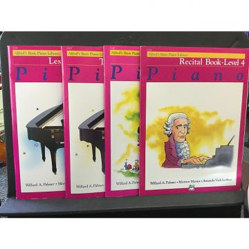 Custom Alfred's Basic Piano Library Level 4 - Theory