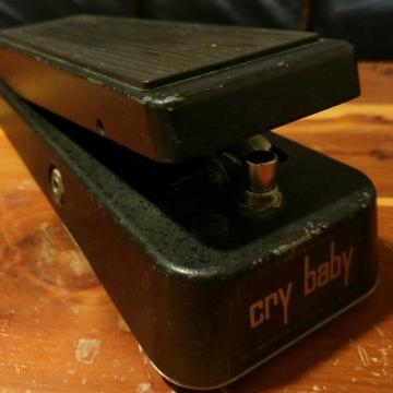 Custom Thomas Organ Crybaby Wah 1970's FREE SHIPPING