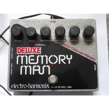 Custom Electro Harmonics  Deluxe Memory Man