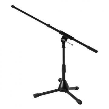 Custom Ultimate Support JS-MCTB50 JamStands Series Short Mic Stand w/ Telescoping Boom