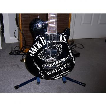 Custom Peavey Jack Daniel's Les Paul style Old #7 Electric Guitar