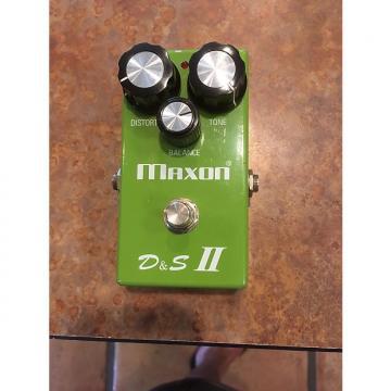 Custom Maxon D&S II 2000s Sick monkey green