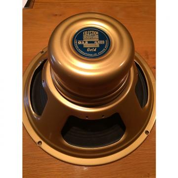 Custom Celestion Alnico Gold G12 8 Ohm