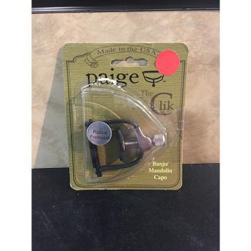 Custom Clearance Paige Banjo / Mandolin Capo