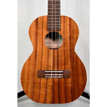 Custom Kamaka Tenor 4-String Koa