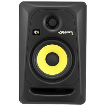 Custom KRK RP5G3WNA Rokit G3 5in Powered Studio Mntr Pack