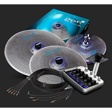 Custom Zildjian Gen 16  480 Cymbal Pack G16AEBS1 Set Brand New For Drum