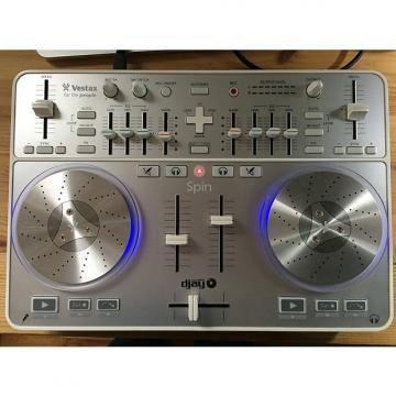 Custom Vestax Spin USB DJ Controller