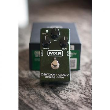 Custom MXR Carbon Copy
