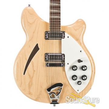 Custom Rickenbacker 360/12 12-String Mapleglo Electric - Used