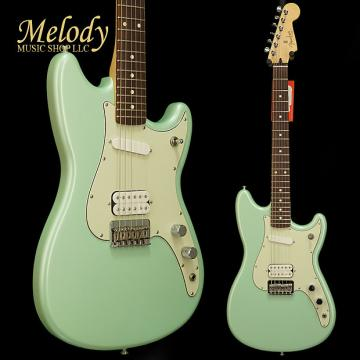 Custom Fender Duo-Sonic HS, Rosewood Fingerboard, Surf Green