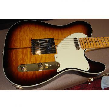 Custom NEW! 2017 Fender Custom Shop Merle Haggard Fender Merle Haggard Telecaster Custom Shop Sunburst RARE
