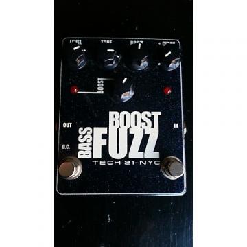 Custom Tech 21 Bass Fuzz boost