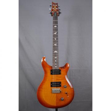 Custom Paul Reed Smith S2-CUSTOM-22-VIOLIN AMBER SUNBURST-NEW NICE TOP! 2017 Violin Amber Sunburst