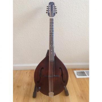 Custom Weber Gallatin Octave Mandolin 2016 Antique Brown