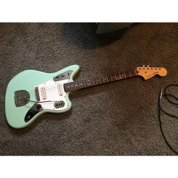 Custom Squier By Fender Vintage Modified Jaguar 2012? Surf Green