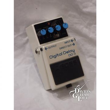 Custom Boss DD-3 Digital Delay