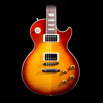 Custom Gibson Les Paul Standard 2016 Electric Guitar Tea Burst - Pre-Owned in Excellent Condition