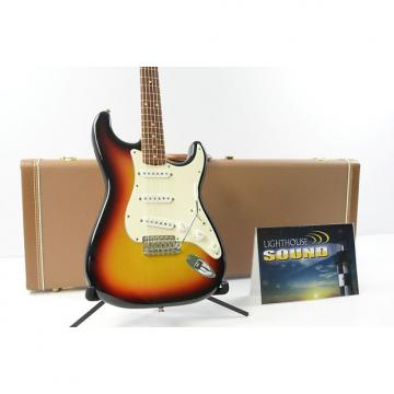 Custom 2000 Fender Custom Shop 1960 Stratocaster NOS Electric Guitar - Sunburst w/ OHSC