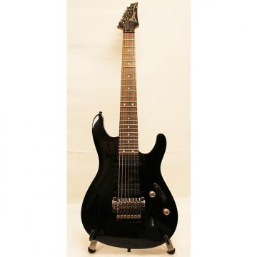 Custom Ibanez S7420 S Series 7-String Electric Guitar Black