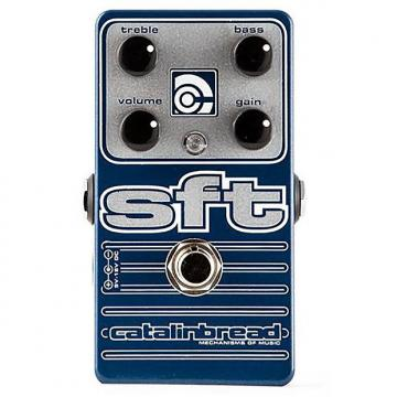 Custom Catalinbread SFT Version 2 Foundation Overdrive Guitar Effects Pedal
