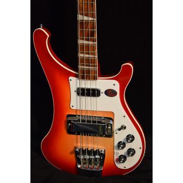 Custom Rickenbacker 4003 Fireglo