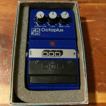 Custom DOD Octoplus FX35 1990's Octave w/Box FREE SHIPPING