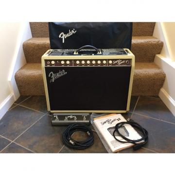 Custom Fender Super-Sonic 22 Blonde
